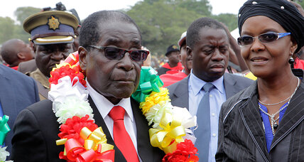 The many 'blessings' of Robert Mugabe