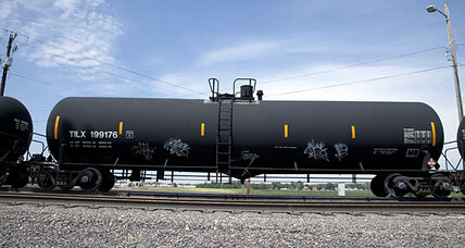 US oil boom fuels rail industry resurgence