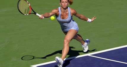 Camila Giorgi beats Sarapova, Nadal defeated by Alexandr Dolgopolov at Indian Wells