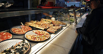 Sbarro pizza chain files for second bankruptcy. It can do that?