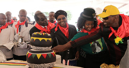 Zimbabwe broke but Mugabe charges taxpayers $5 million for daughter's wedding (+video)