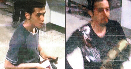 Stolen passports on Malaysia Airlines plane: stark evidence of security gap