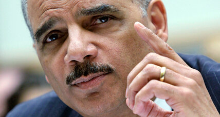 War on drugs: Eric Holder endorses reduced sentences for nonviolent offenders