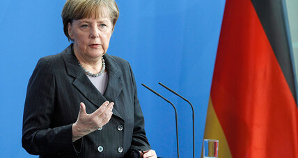 Crisis in Ukraine: Why Merkel matters