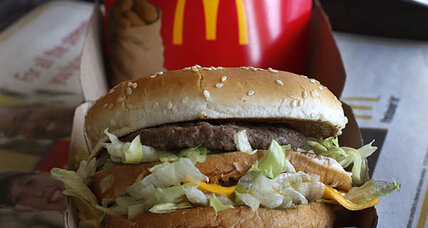McDonald's workers file lawsuit for 'stolen' wages