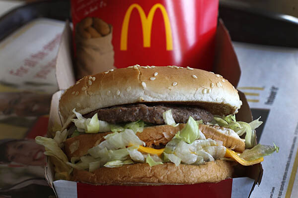 McDonald's workers file lawsuit for 'stolen' wages ...