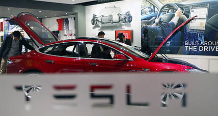 Tesla store sales blocked in New Jersey