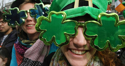 St. Patrick's Day shenanigans to feature blarney, malarkey, say hooligans (+video)