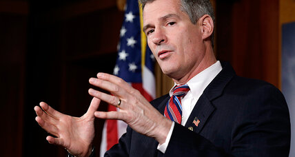 Is Scott Brown running in New Hampshire? He tweets a big hint.