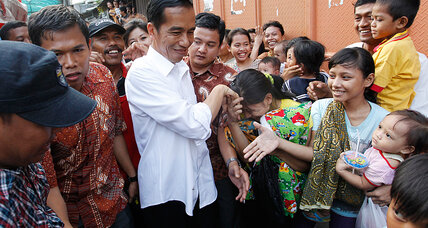Guessing game over: Jakarta governor to run for president