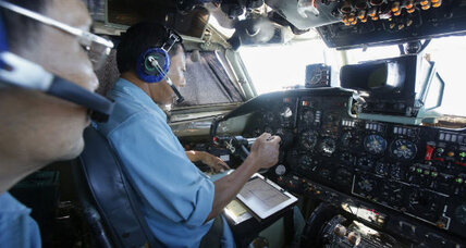 Malaysia Airlines flight: missing plane may have been diverted to Andaman Islands