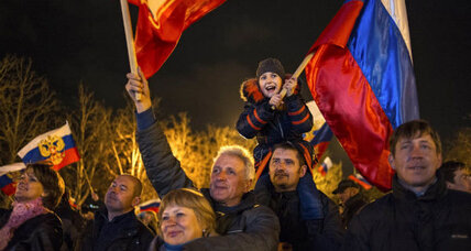 Promises, promises: Will Russia deliver in Crimea?