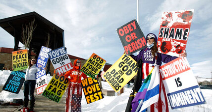 Could Westboro Baptist Church survive without founder Fred Phelps? (+video)