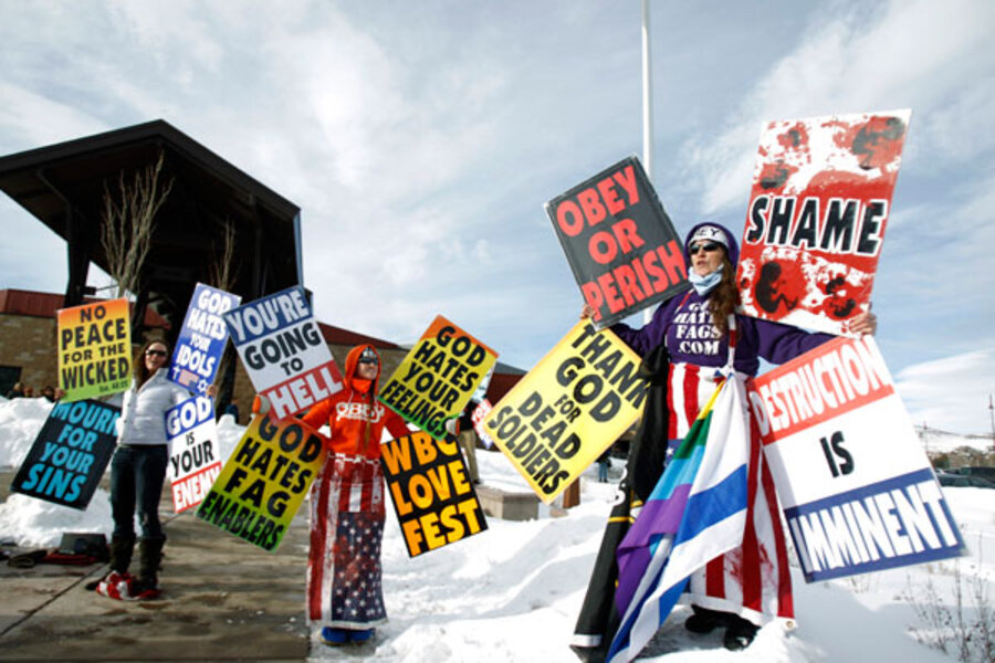 a view inside the westboro baptist church essay Following up on his hugely popular and acclaimed 2007 documentary the most hated family in  the westboro baptist church  most hated family in crisis,.