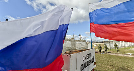 Can Crimea survive without Ukraine's power?