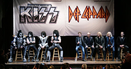 Def Leppard, Kiss team up for summer tour