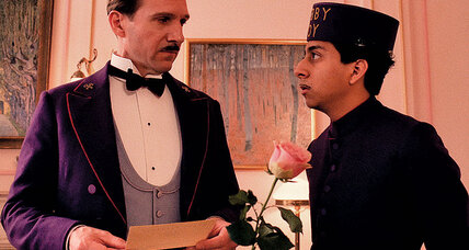 'The Grand Budapest Hotel' has old-world melancholy