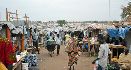 Forgotten among the forgotten: Foreign refugees in South Sudan's civil strife