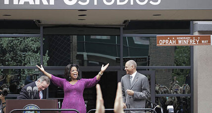 Harpo Studios: Oprah Winfrey show's home to be sold (+video)