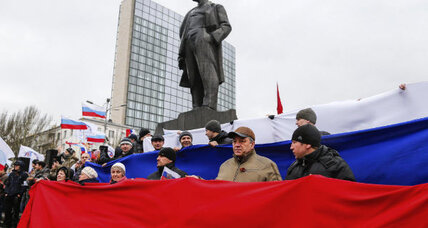 Eastern Ukraine's future: Do Kiev and Moscow actually agree? (+video)