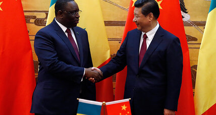 China's trade with Africa at record high