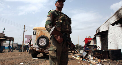 Has South Sudan war wrought an African 'rapid reaction' force?