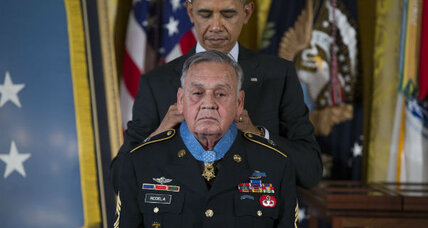 Medal of Honor: 24 given overdue award 'to set the record straight' (+video)