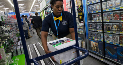 Walmart starts video game buybacks. Game over for GameStop? (+video)