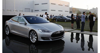 Tesla battery factory courted by Tucson, Ariz.