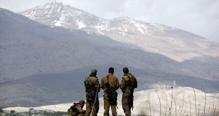 Behind Israeli strikes on Syria, a simmering battle with Hezbollah (+video)