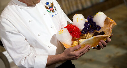No, White House pastry chef didn't quit because Michelle Obama is anti-cream (+video)