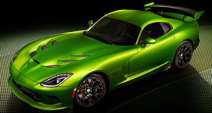 As Viper sales slow, Chrysler temporarily closes production plant