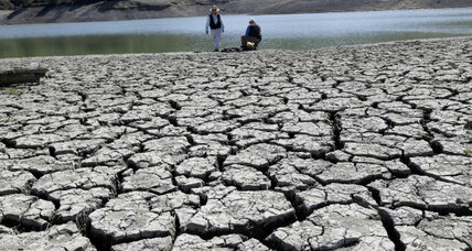 California drought: Who gets water, who doesn't, fuels calls for change (+video)