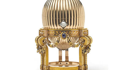Faberge egg worth up to $20M found by scrap metal dealer