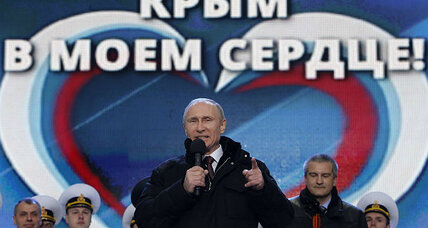 Why US sanctions could play into Putin's hand