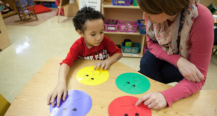 Racial gap in discipline found in preschool, US data show
