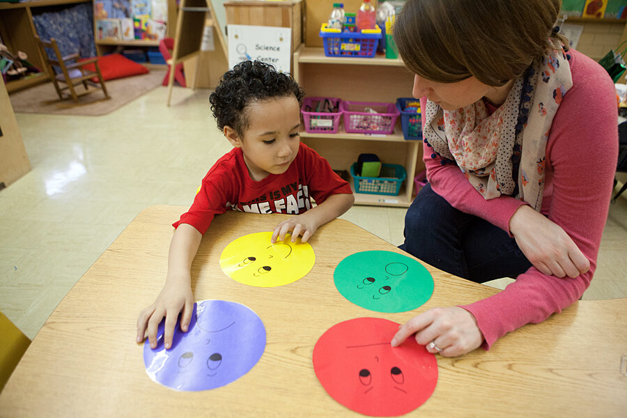Racial gap in discipline found in preschool, US data show ...