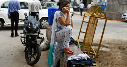 Tackling Indian maternal deaths by smartphone