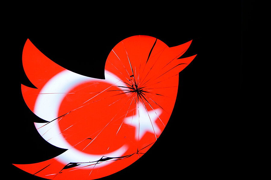 Turkey bans Twitter - and Turks make it trend worldwide