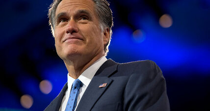 Mitt Romney: Russia not an enemy, it's 'our geopolitical adversary.' Huh? (+video)