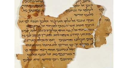 Dead Sea Scrolls case: Is ID theft and mocking scholars free speech?