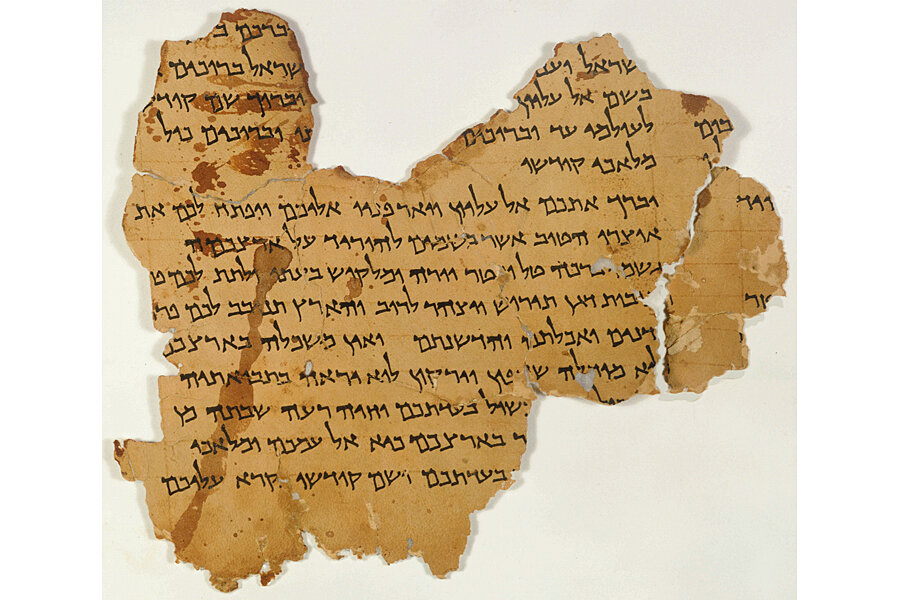 Dead Sea Scrolls Case Is Id Theft And Mocking Scholars