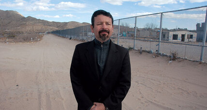 Fernando Garcia bridges the gap between residents and law enforcers in El Paso, Texas