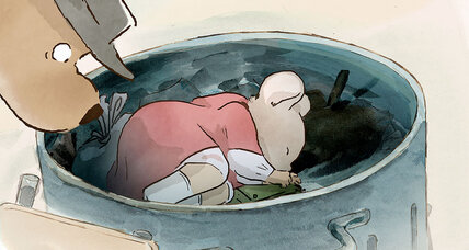 'Ernest and Celestine' is a dreamlike, sweet animated feature