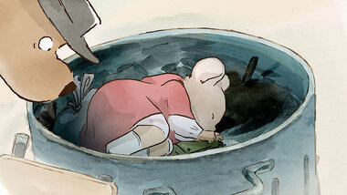 Ernest And Celestine Is A Dreamlike Sweet Animated Feature Csmonitor Com