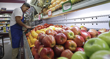 Can local food reach mainstream supermarkets?