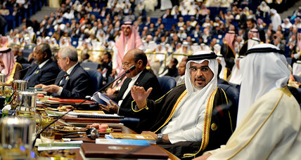 Arab League infighting blunts action on Syria, Egypt
