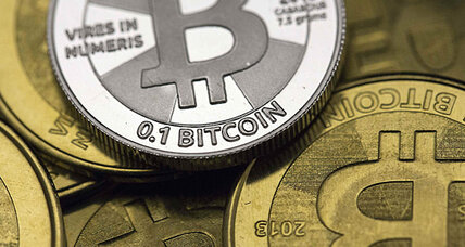 Bitcoin is not currency, IRS says