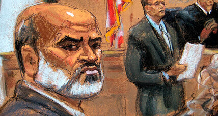 Bin Laden's son-in-law convicted in NYC: why case was so closely watched (+video)
