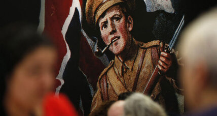 A century on, World War I remains 'the Great War' for the Brits. Why?